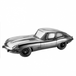 "Скульптура-автомобиль Compulsion Gallery  ""Jaguar E Type"" спортивный 1961г. , большая  55 см"
