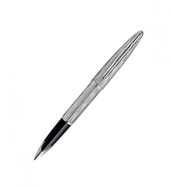 Ручка Waterman Carene Essential Silver ST (FP) (F)